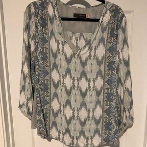 Crosby blouse